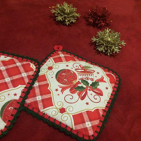 Conjunto pegas de Natal