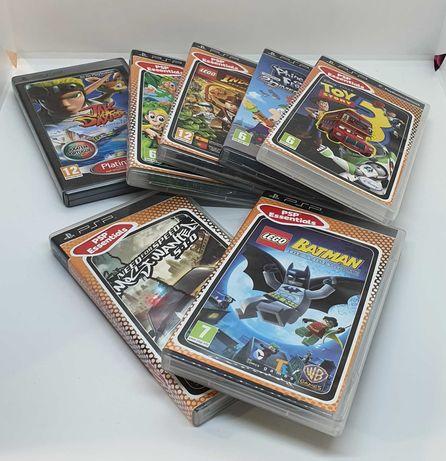 Pack 4 Jogos PSP