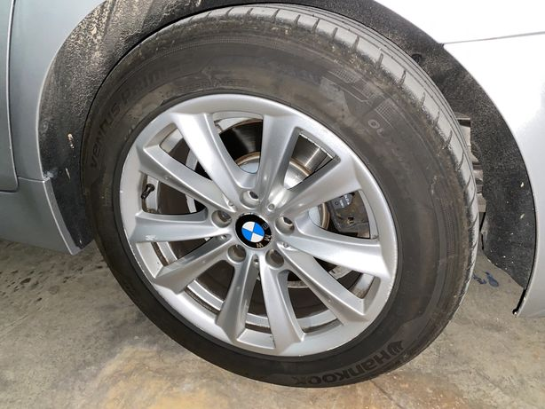 Jantes 17 Bmw com pneus novos Hankok