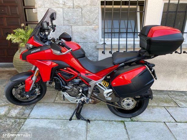Ducati Multistrada  1200S DVT