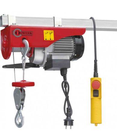Тельфер электрический Odwerk BHR1200 | 1800Вт | 1200кг | Гарантия !!!