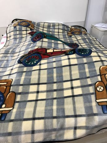 Cobertor cama solteiro