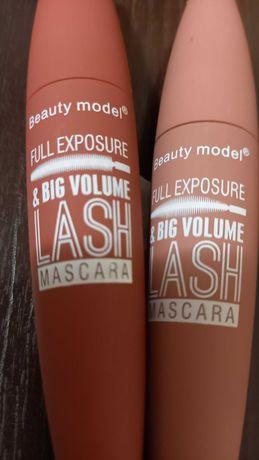 Набор туши для ресниц 2 шт,Full Exposure & Big Volume Lash Mascara.