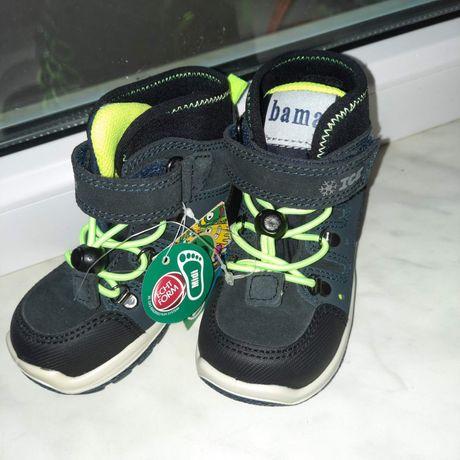 Детские ботинки 21 размер Германия