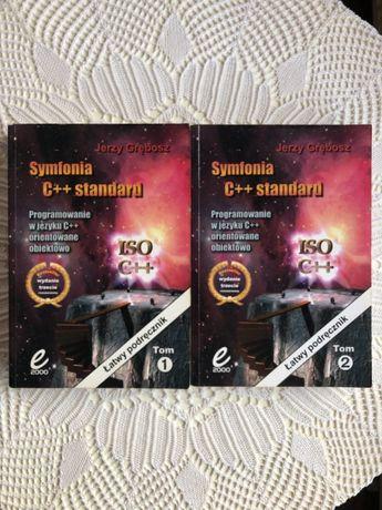 Symfonia C++ Standard Tom 1 i 2 Wydanie III