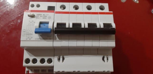 Дифавтомат ABB DS204 AC-C16/0.03A