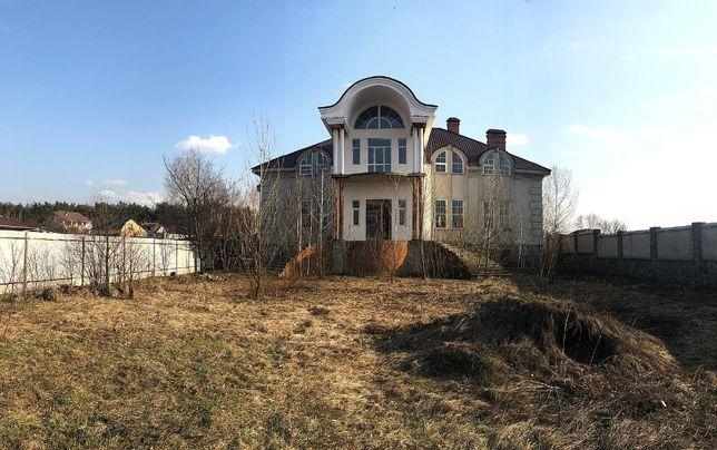 Шикарный дом (889 кв.м.) в верхней части Бортничей, ул. Святищенская
