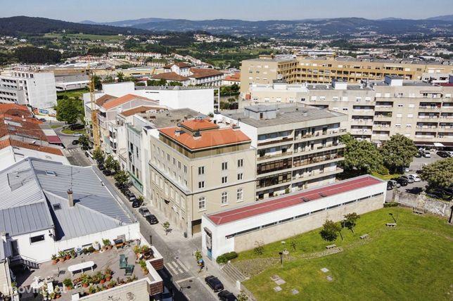 Loja com 156 m2 no Centro Histórico de Braga!
