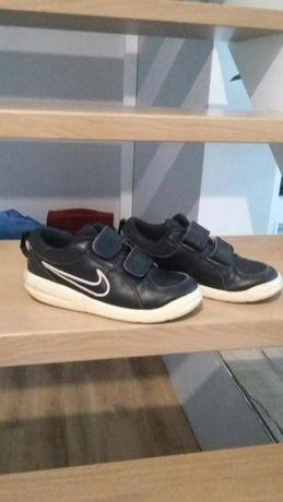 buty nike 28 skórzane w stanie idealnym