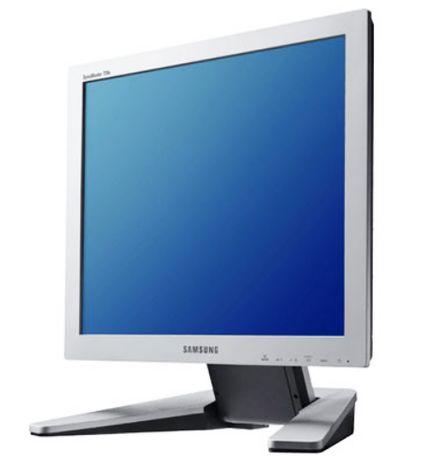 Поворотный Монитор Samsung 720 B. Состояние отличное ! DVI-VGA.