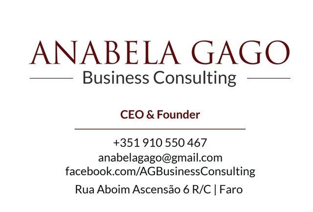 Contabilidade, Gestão, Plano de Negócios e Apoio Administrativo