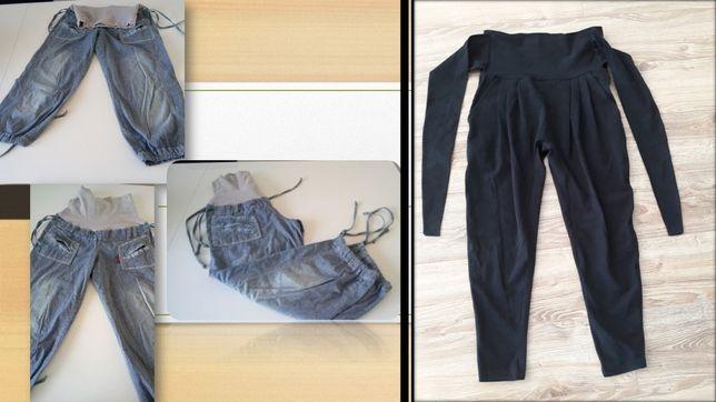 Tuniki, sukienki, bluzki, rybaczki, spodnie ciążowe