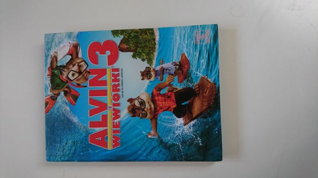 "Film ,, Alvin i wiewiórki 3 """
