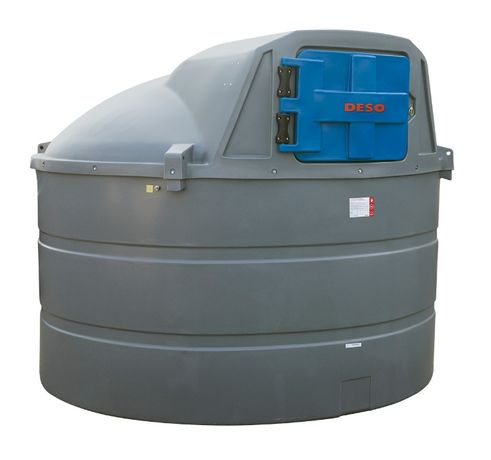Zbiornik na paliwo, olej napędowy (ON) 5000 L- CPN. Pompa 72 l/min