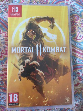 Mortal Kombat Nintendo switch