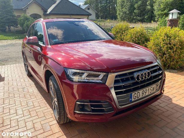 Audi Q5 na gwarancji fabrycznej