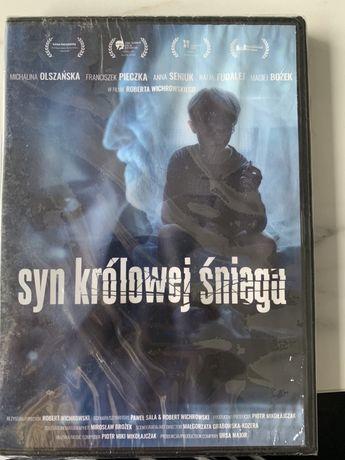 """Polski film """"Syn królowrj śniegu"""" dvd"""