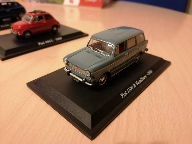 Fiat 1100 r familiare 1:43