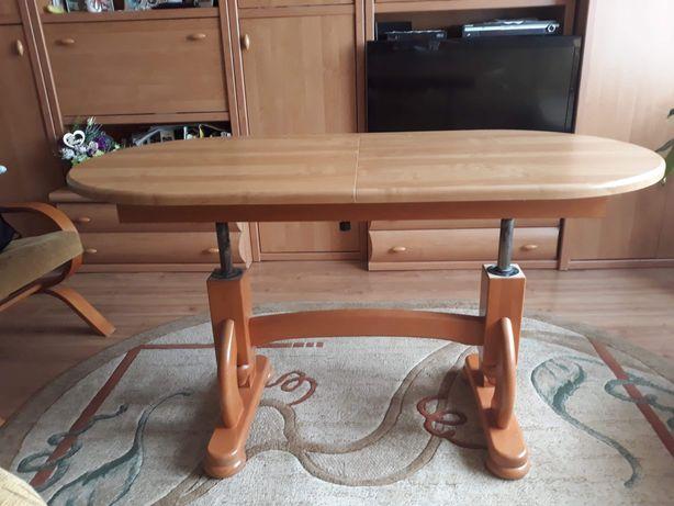 Ławostół  z dokładana płytka stół ława