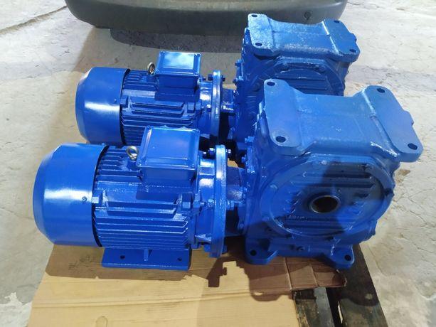 Червячный мотор-редуктор МЧ-100; МЧ-125; МЧ-160 – ЧП Киевсервисмонтаж