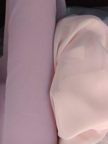 Tecido georgette 1,45m de largura