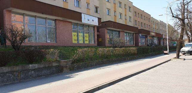 Lok. usługowy ul. Sienkiewicza łącznie 313 m2 ( 2 oddzielne po ok 150)