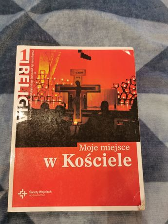 Podręcznik do Religi moje miejsce w kościele