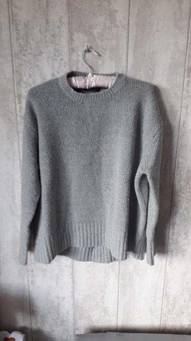 Sweter Zara roz.S,Oversize, sweterek Wrocław - image 1