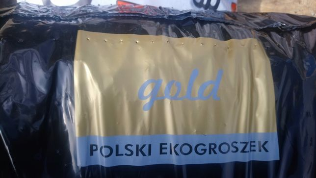 Ekogroszek Gold 25 kg pakowany. PROMOCJA