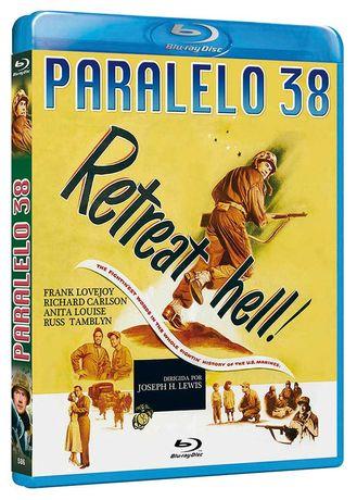 Paralelo 38/Retirar, Nunca!(Blu-Ray)-Importado