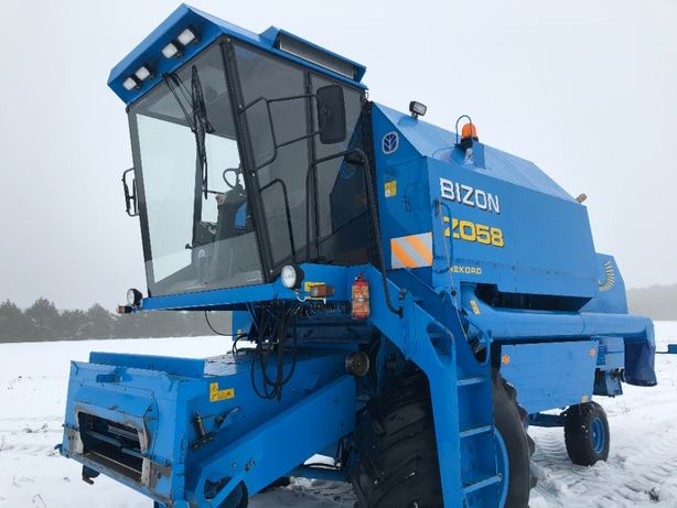 Rekord Z058 na new holland