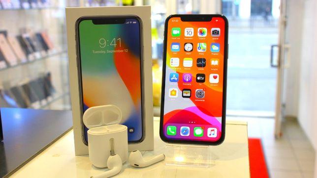 Apple iPhone X 64GB ∑ Słuchawki Bluetooth   GWARANCJA   CENTRUM