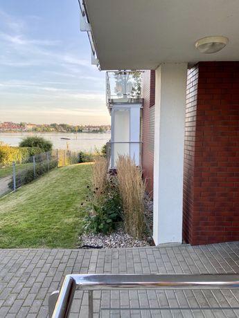Apartament nad jeziorem w centrum Ostródy