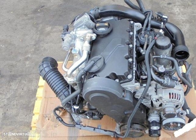 Motor PEUGEOT 208 CITROEN DS C3 1.6L 75 CV - BHW