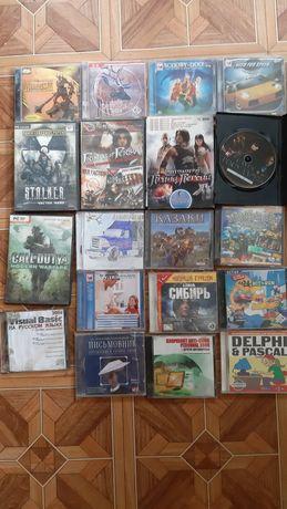 Игры на CD