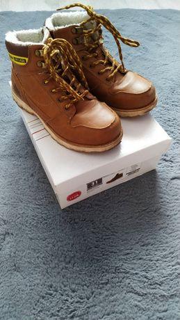 Buty zimowe chłopięce trzewiki 31