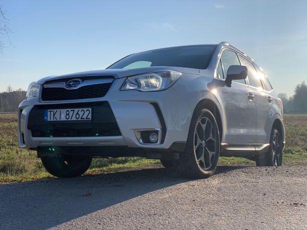 Subaru Forester Sport Diesel salon