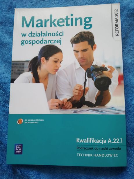 Marketing w działalności gospodarczej WSiP technik handlowiec