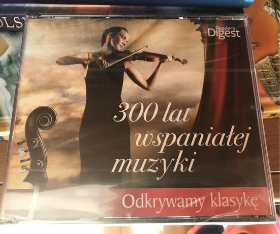Muzyka klasyczna: 300 lat wspanialej muzyki NOWA, NIEROZPAKOWANA
