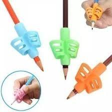 Adaptador ergonómico para lápis