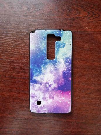 Силиконовый чехол для телефона LG Spirit H422