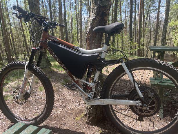 Rower elektryczny kona coilair e bike 3000w mxus 3k turbo