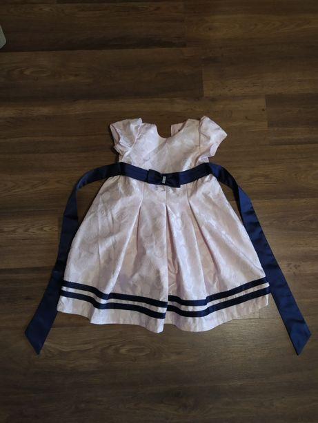 шикарное нарядное выпускное платье