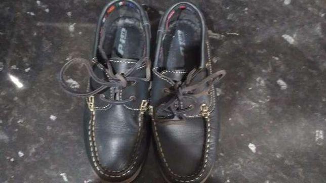 Sapatos de Vela Criança p/ Venda