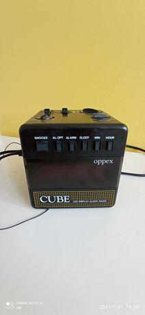 Radio-budzik CUBE OPPEXFM 88-108 MHZ 8W