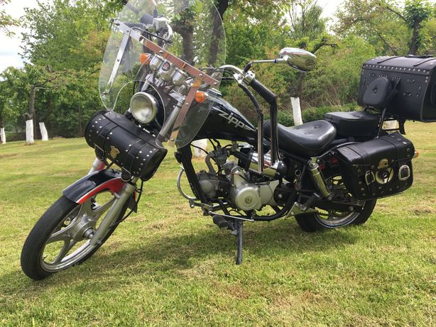 Chopper xt50q king łoś