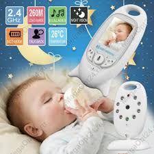Новинка! Видеоняня, радионяня Baby Monitor VB601 с ночным видением