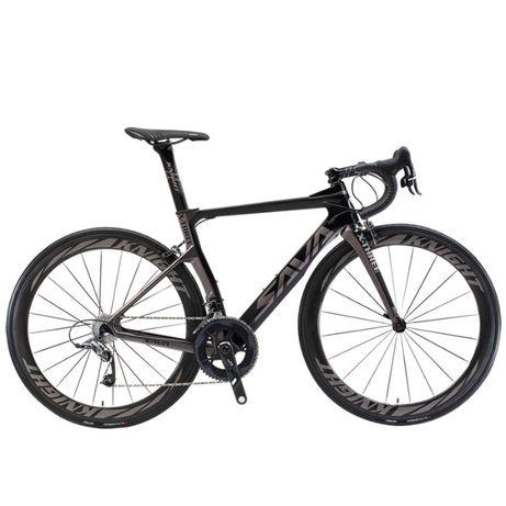 Rower szosowy karbonowy SAVA Shadow 3.0, Shimano ULTEGRA, kolarzówka s