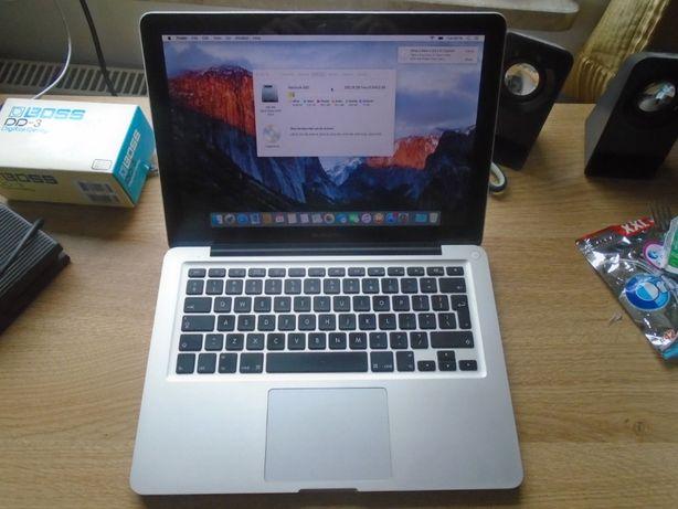 Apple MacBook Pro 13' El Capitan OS+ zasilacz | Billie Eilish, Dr. Dre