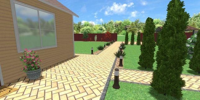 Озеленение без хлопот и переплат